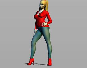 3D print model Pretty Woman Part 17