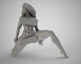 Heroine 3D printable model