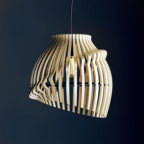 parametric lamp 3d model max obj mtl 3ds fbx 1