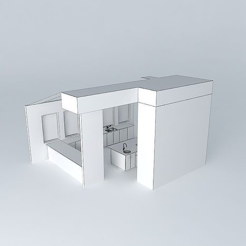 kitchen design 3d model. kitchen design 3d model  integrated modelintegrated Kitchen Design 3D Model Ideas