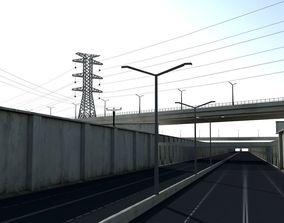 3D asset Highway