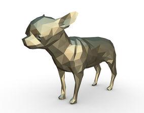 3D print model Chihuahua figure 2