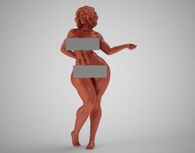 3D printable model fit Bodybuilder