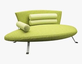 3D model Photorealistic Sofa 013