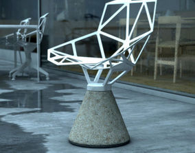 Chair One Set 3D