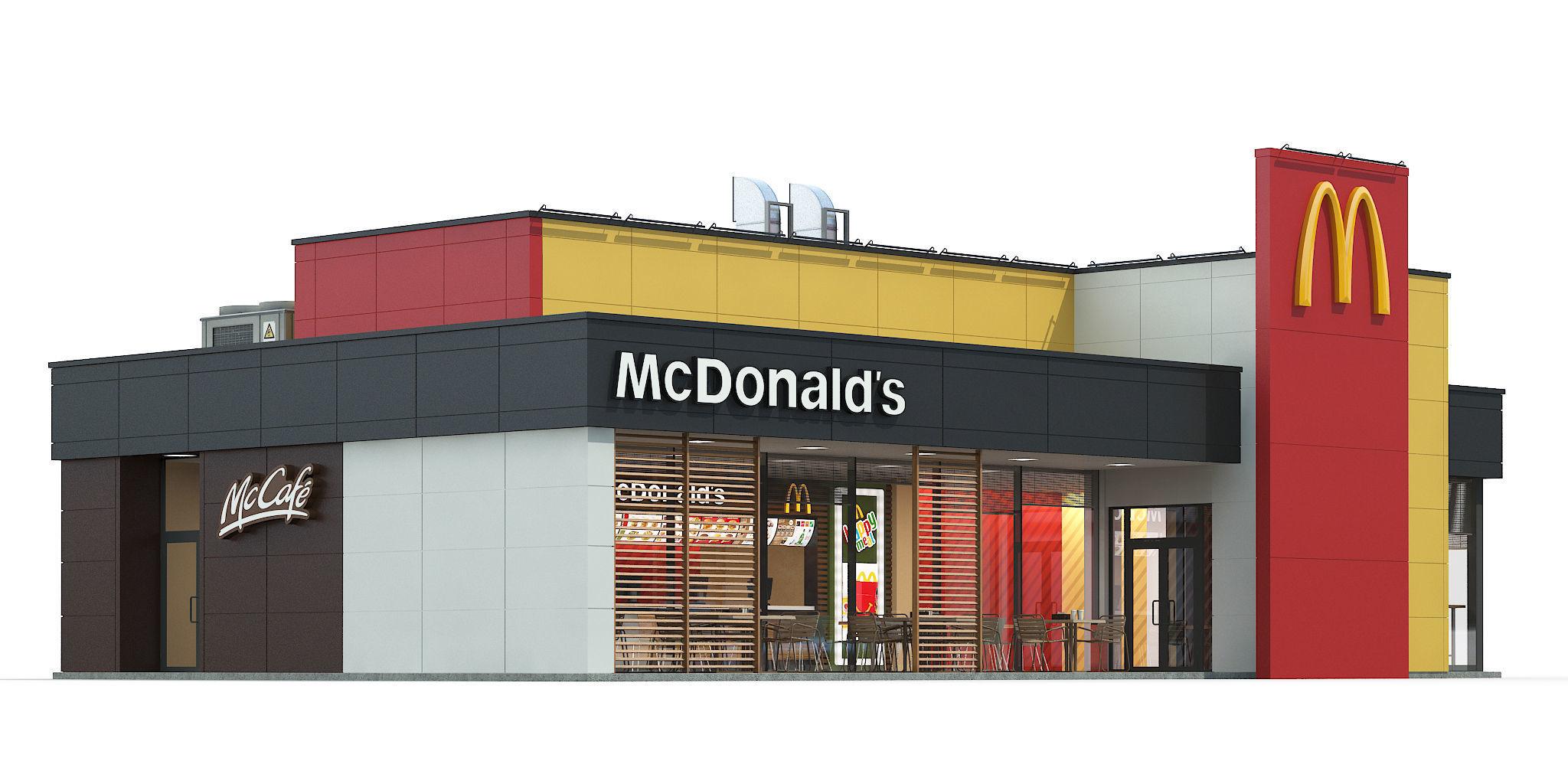 McDonalds restaurant 04