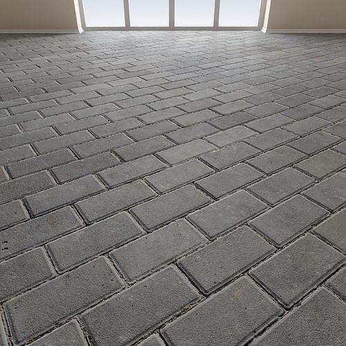 Paving stone Floor 004