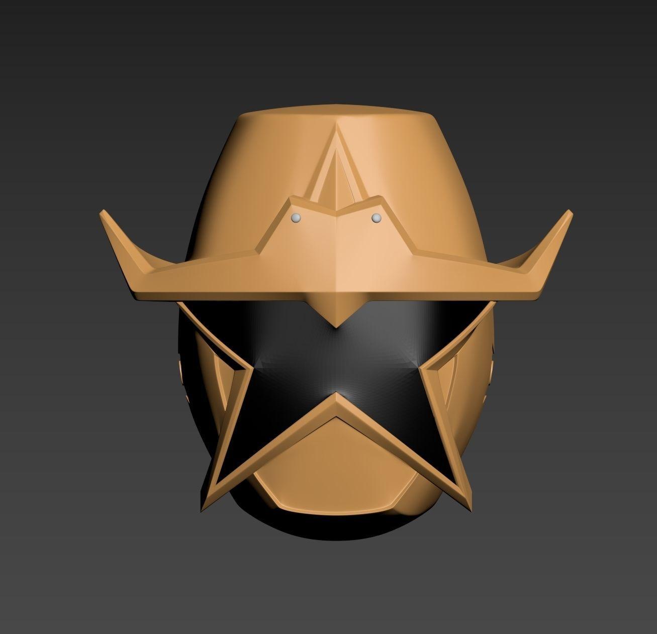 Power Rangers Shuriken Sentai Ninninger StarNinger Helmet