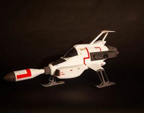 UFO Interceptor 3D print model