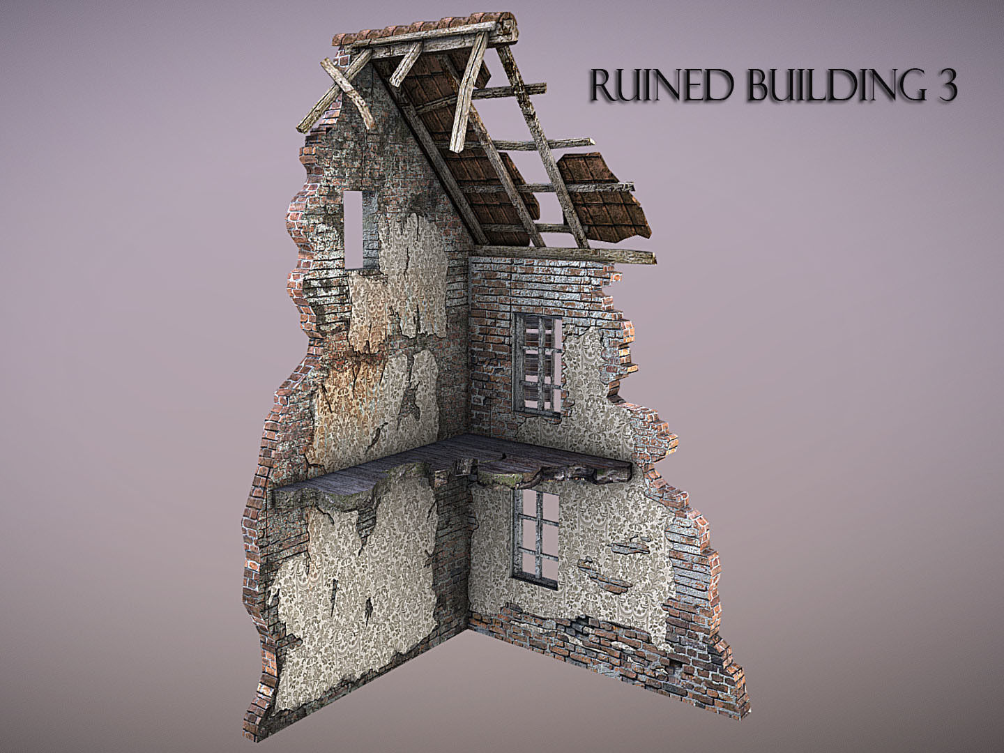 Ruined Building 3