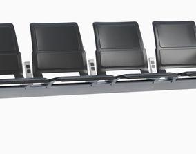 3D model 8300 V-TRAVEL Bench