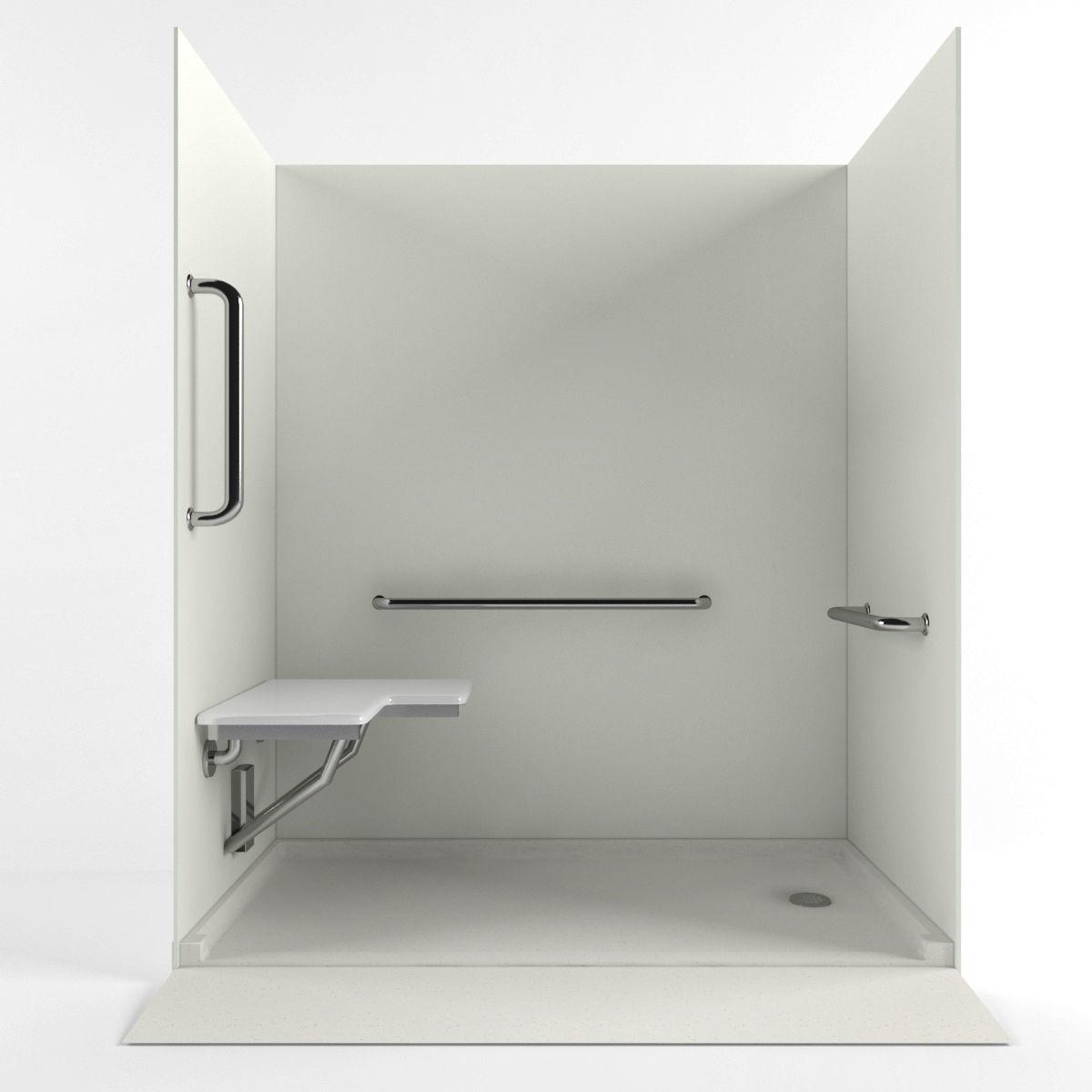 3d model swanstone bathtub and shower wall panels