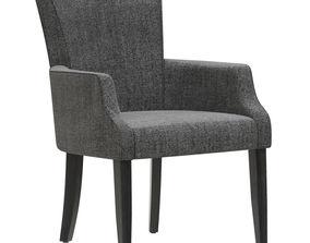 Dantone Home Sheringem chair 3D
