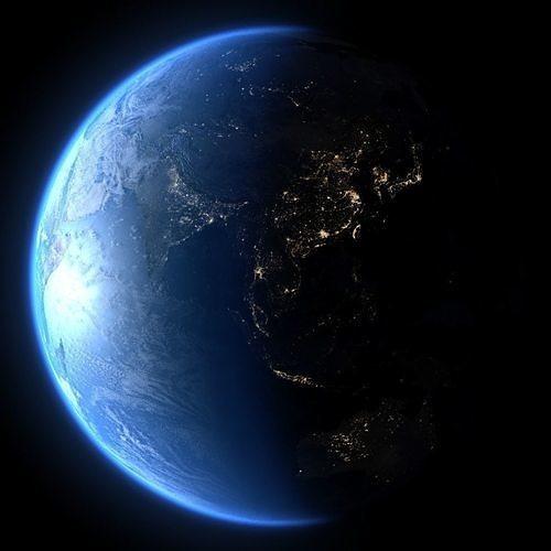 Earth in February