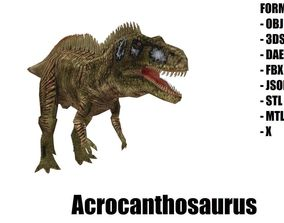 3D model Dinosaurs Package