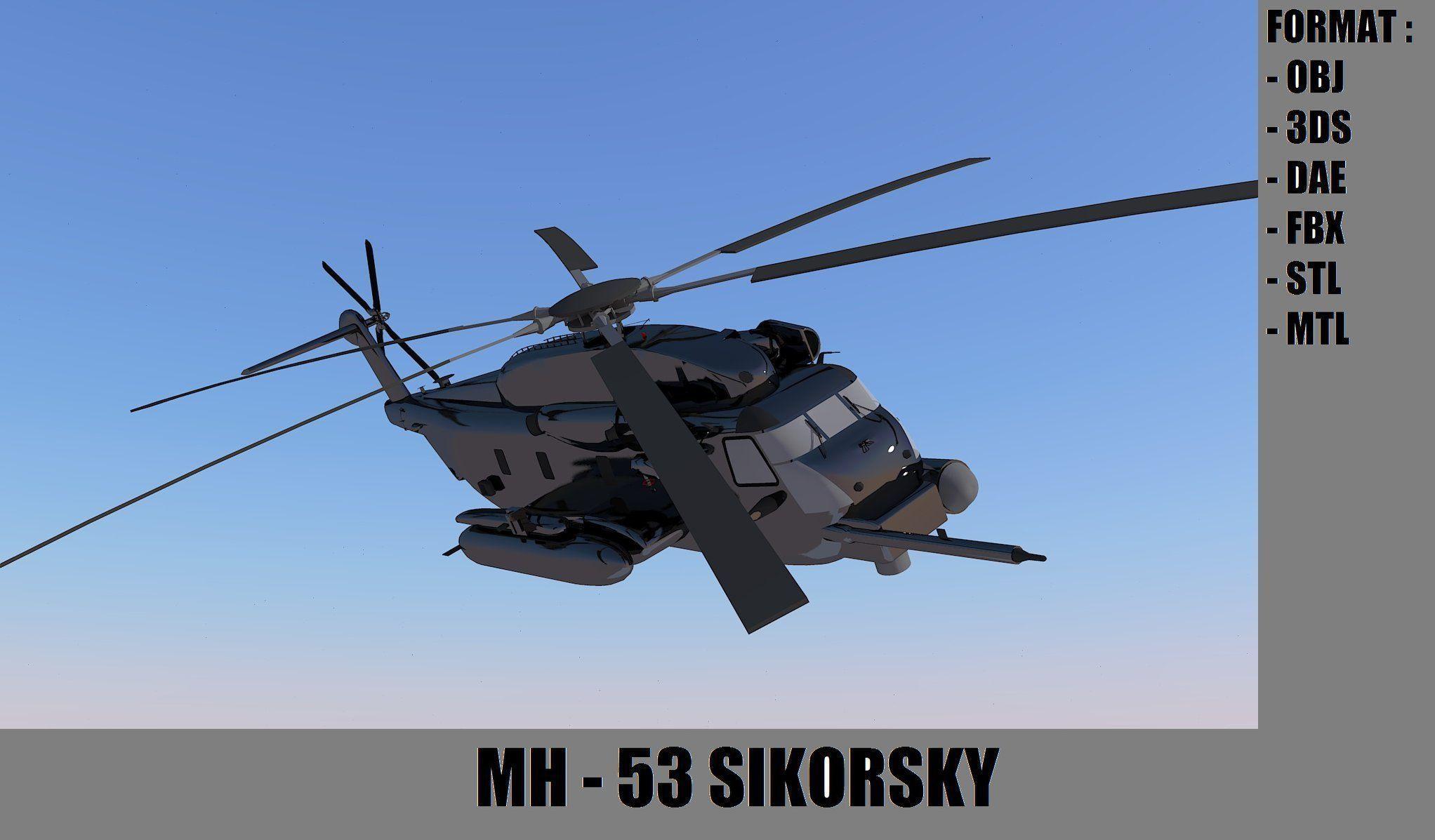 MH-53 SIKORSKY