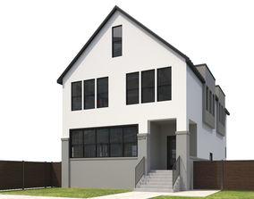 3D model House-100