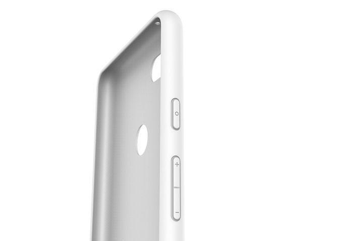 google pixel 3xl white case 3d model 3d model obj mtl 3ds fbx stl 3dm skp 1