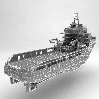anchor handling tug supply ship 01 3d model max obj 3ds fbx mtl tga 21