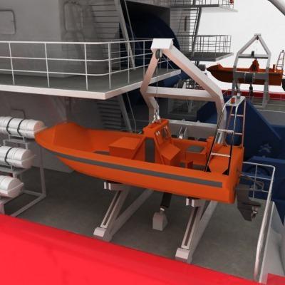 anchor handling tug supply ship 01 3d model max obj 3ds fbx 11