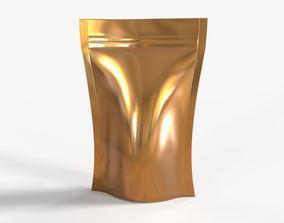 3D model Food packaging v8