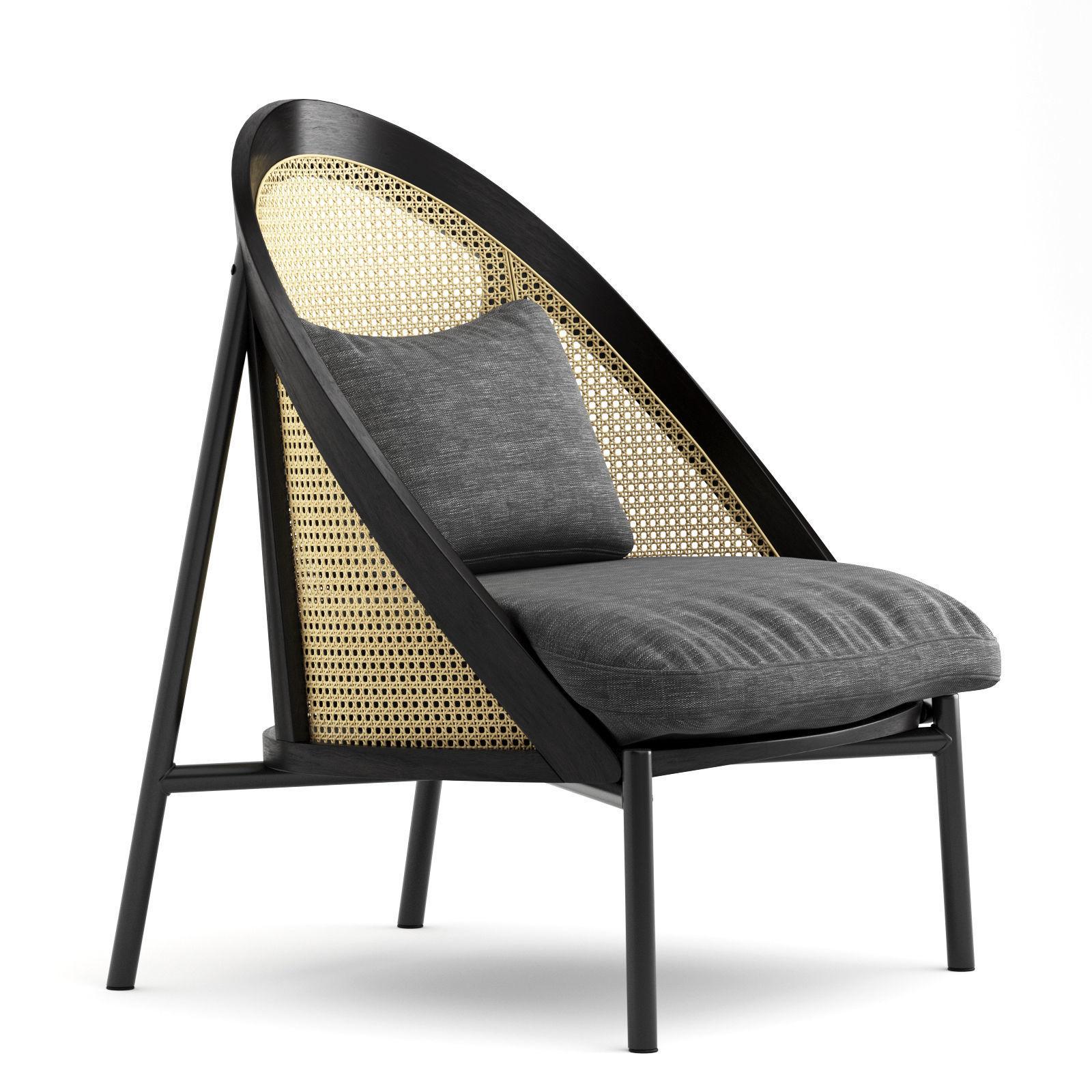 Loie Gebruder Thonet Vienna Lounge Chair