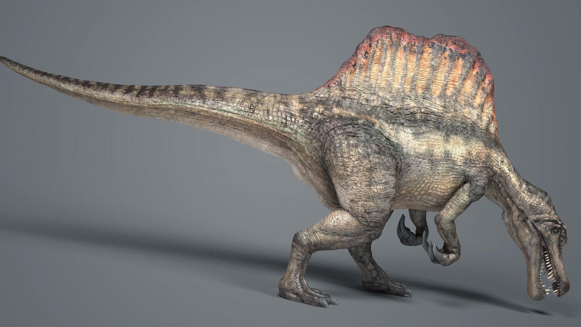 Spinosaurus-Anim