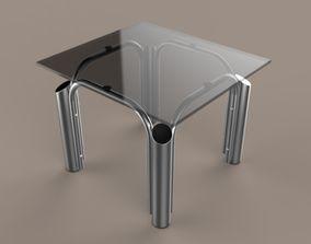 3D model Center Table 01
