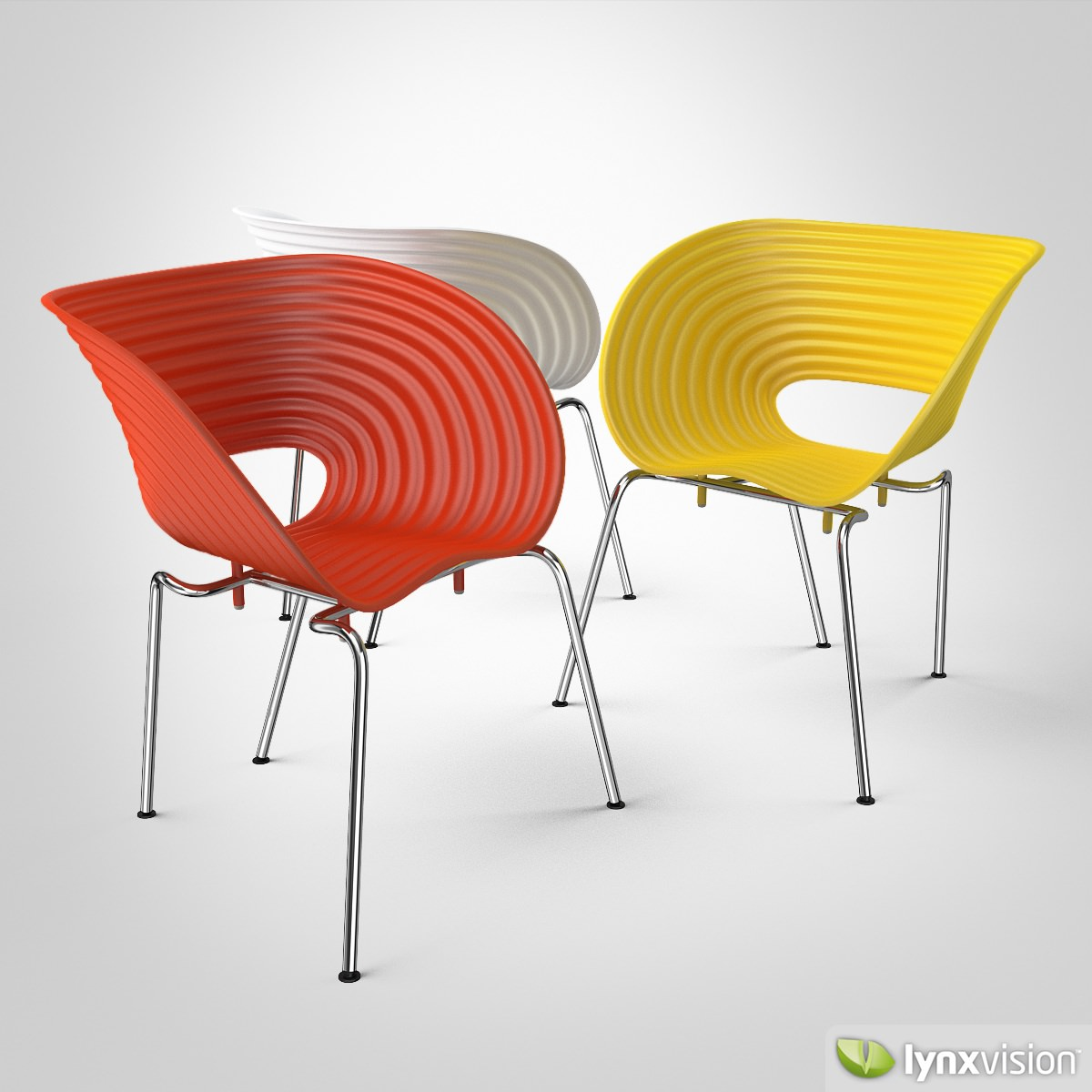Tom Vac Chair 3d Cgtrader # Muebles Tom Mobel