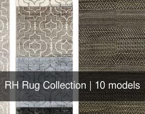 3D model RH Rug Collection