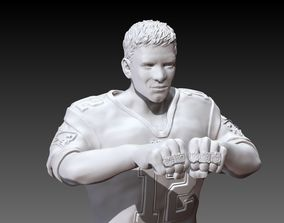 Tom Brady Fist Full of Victory 3D printable model
