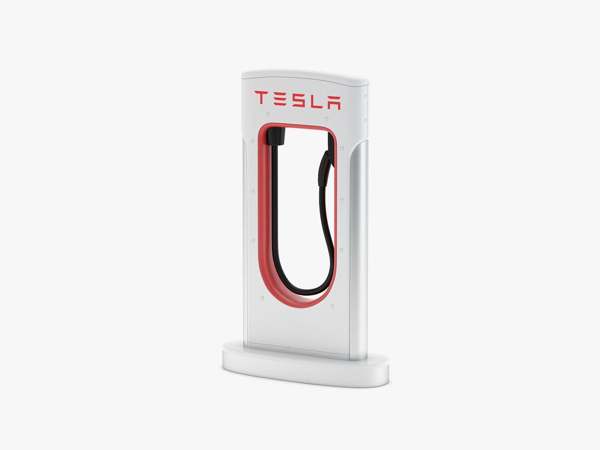 Tesla Charging Station Module