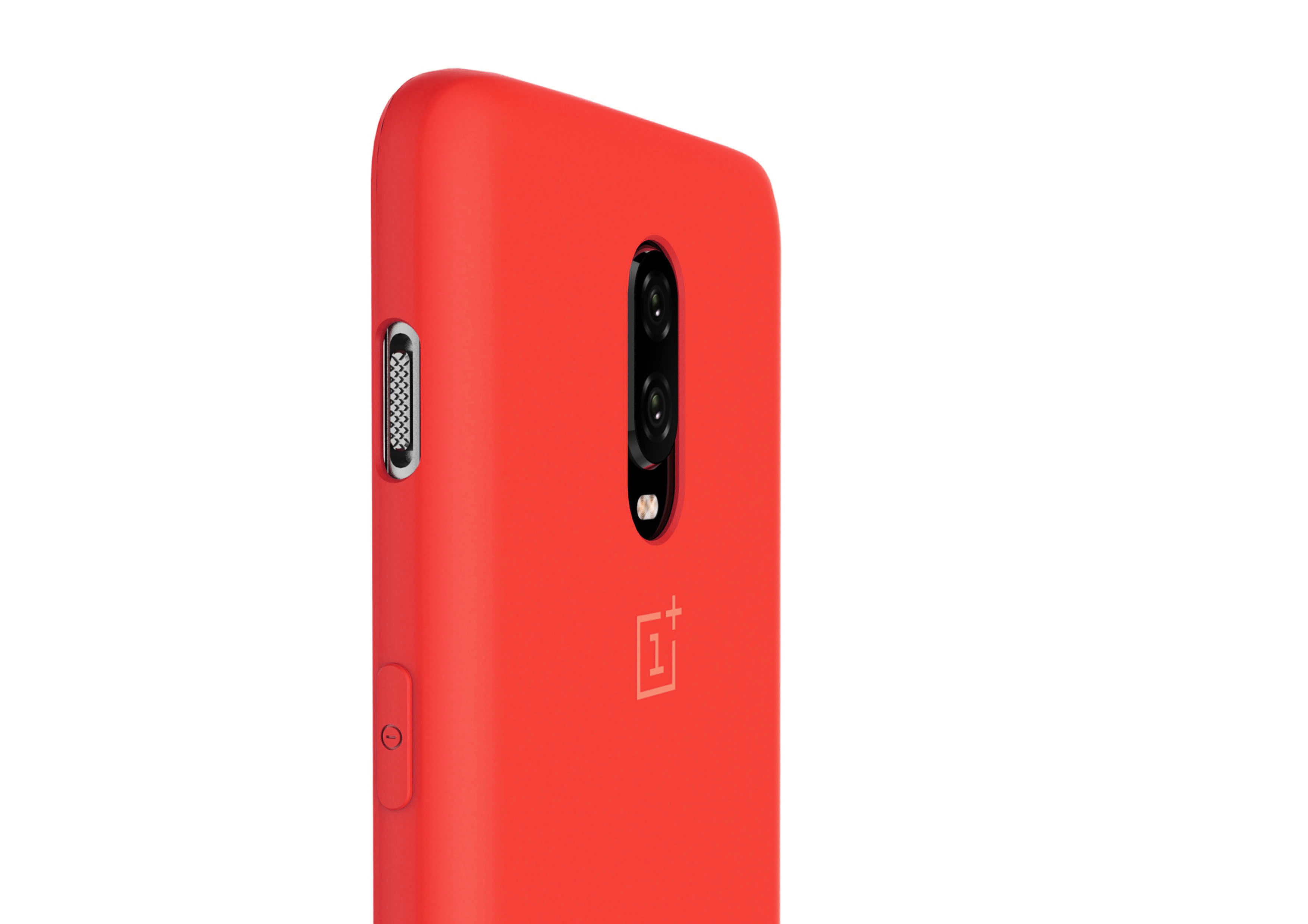 Original Oneplus 6T  red Case