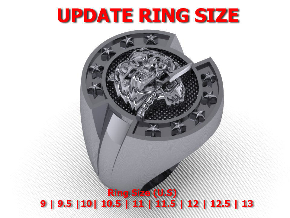 Men rings 04 - update ring size