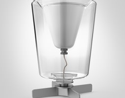 3D Lanterna Lamp by Oluce