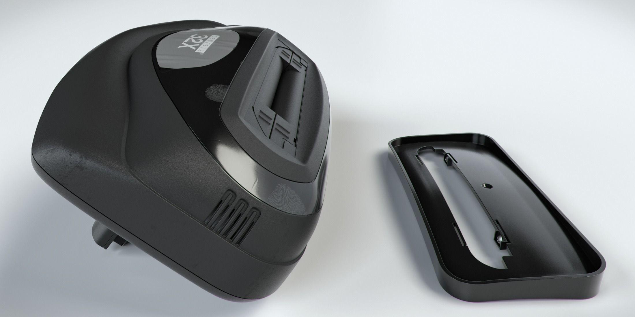 SEGA 32X | 3D model