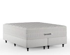 3D Afrodite Queen Bed Box