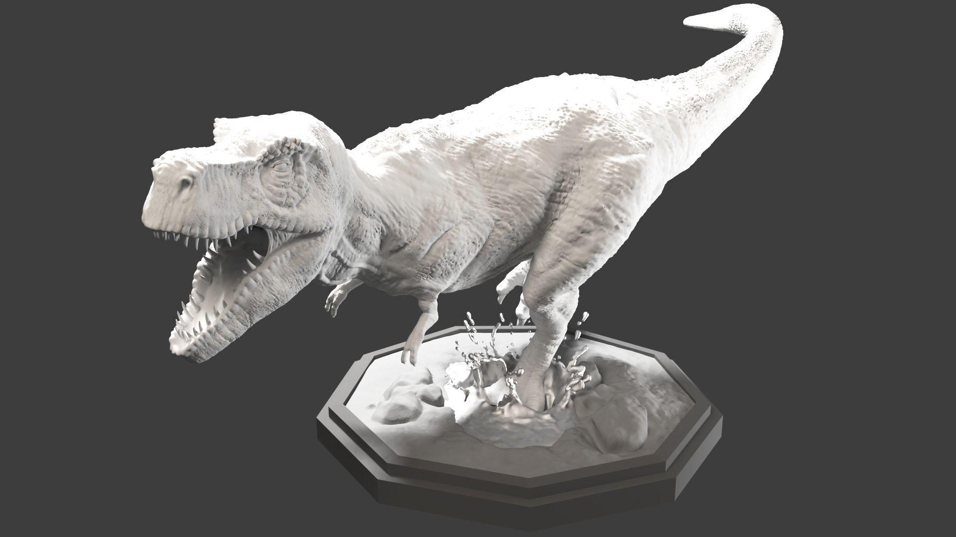 Tryannosaur