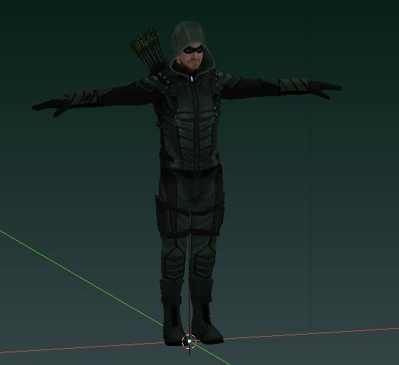 The Green Arrow CW