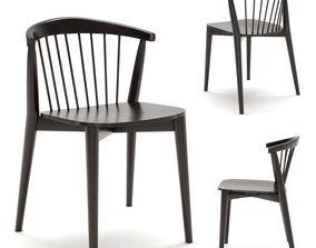 3D Chair Haworth Newood