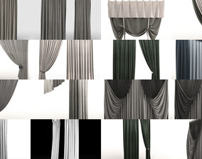 Curtains 44 models 3D