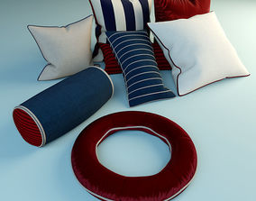pillows pillow realistic highquality photorealistic 3D