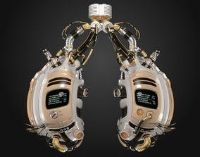 ROBOTIC LUNGS 3D model