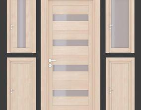 3D Ital doors Light Oak 1