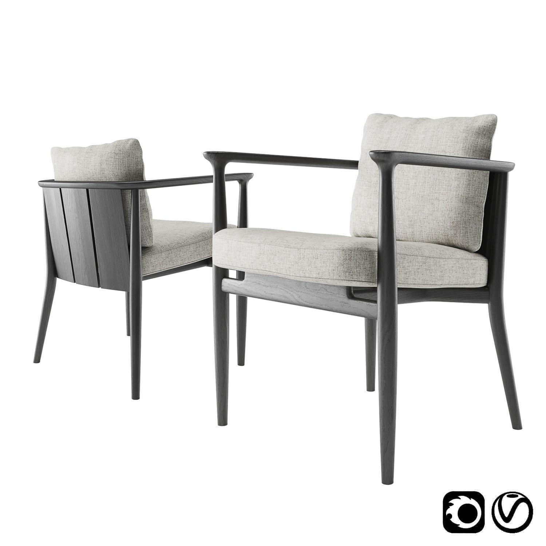 Fine Arne Chair By Casamilano 3D Model Machost Co Dining Chair Design Ideas Machostcouk