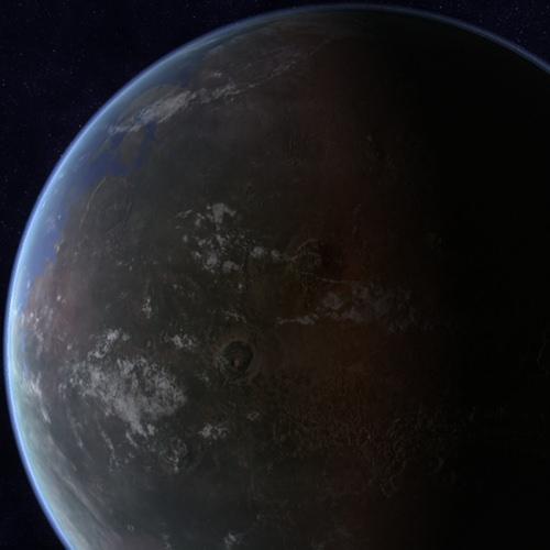 model of planet mars - photo #33