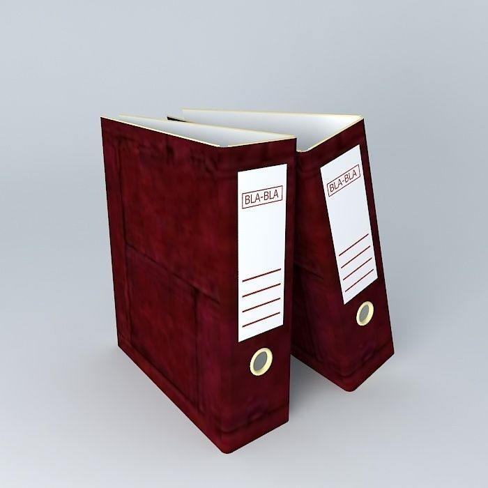 Archive Archivist Free 3d Model Max Obj 3ds Fbx Stl Dae