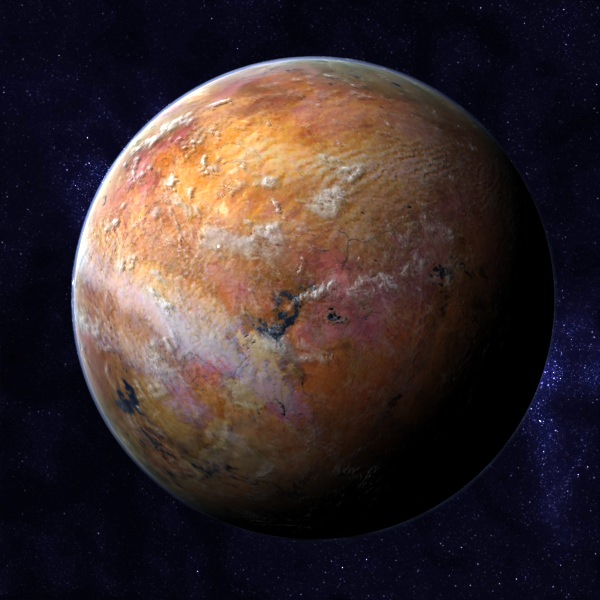 3d exoplanet map - photo #4