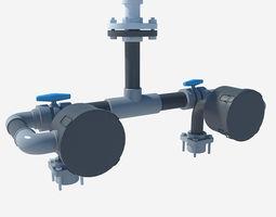 3d model pipeline