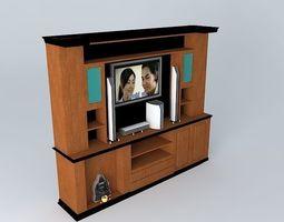 3D model Spirit House